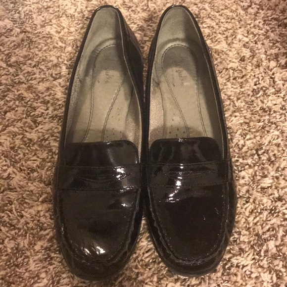 ac5c6694087 Life Stride Shoes -     Life Stride Black penny loafers